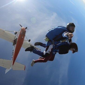 Saut en parachute proche Aérodrome de Soulac-sur-Mer, à 30 min de Royan