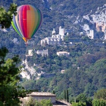Week end dans les Airs, département Vaucluse
