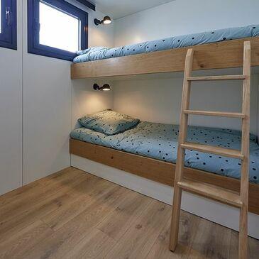 Nuit en Maison Flottante à Lorient en région Bretagne