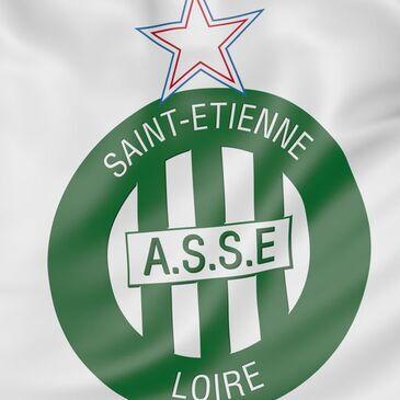 2 Places pour un Match de l'AS Saint-Etienne