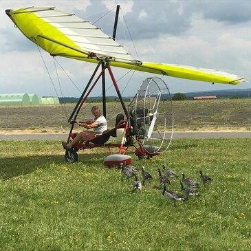 Pilotage ULM, département Oise