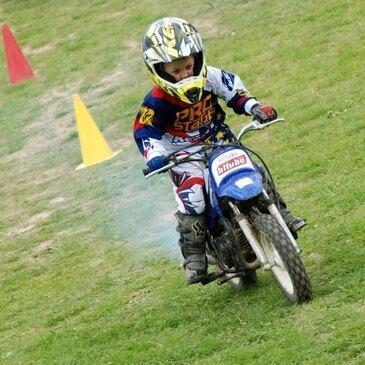 Initiation Moto-Cross pour Enfant près d'Amiens