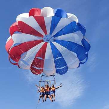 Parachute Ascensionnel à La Seyne-sur-Mer