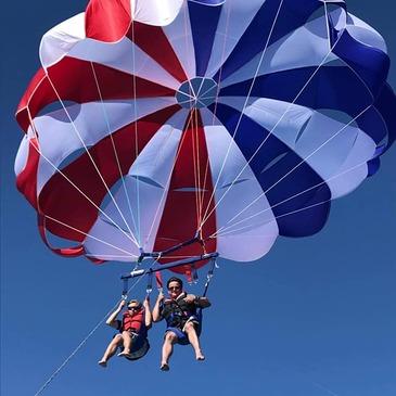 Parachute Ascensionnel en région PACA et Corse