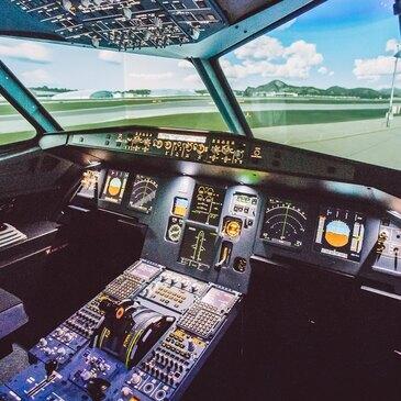 Simulateur de Vol en région Belgique