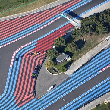 Pilotage ULM proche Le Castellet