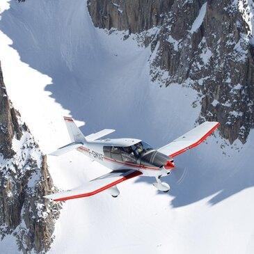 Week-end à Albertville - Survol du Mont Blanc en Avion