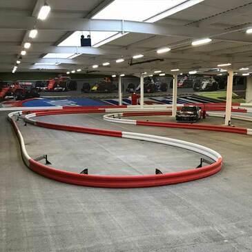 Genas, à 10 km de Lyon, Rhône (69) - Karting