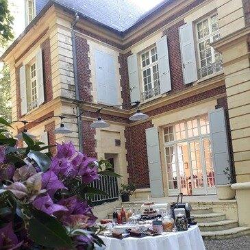 Week end Romantique au Château de l'Hermitage près de Paris en région Ile-de-France