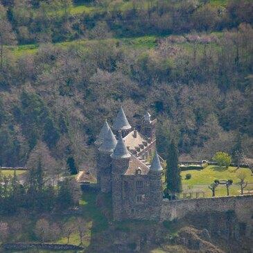 Baptême en ULM Autogire dans le Cantal en région Auvergne