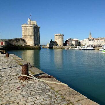 Week-end à La Rochelle et Balade en Voilier vers Fort Boyard en région Poitou-Charentes