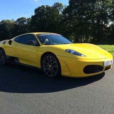 Stage sur Route en Ferrari 430 à Issoire