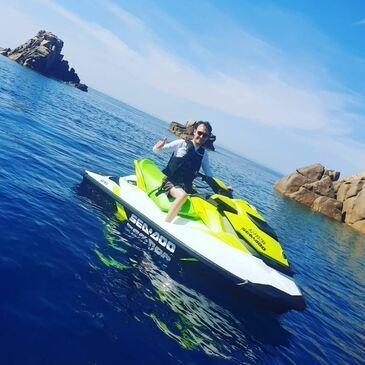 Jet ski Scooter des mers, département Corse du Sud