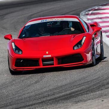 Week-end Pilotage Ferrari 488 GTB au Castellet
