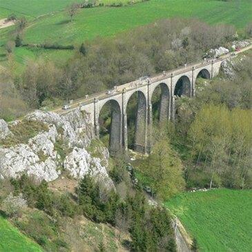 Viaduc de Coquilleau, à 1h30 de La Rochelle, Charente maritime (17) - Saut à l'élastique