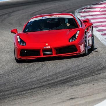 Stage de Pilotage en Ferrari 488 GTB - Circuit d'Andorre