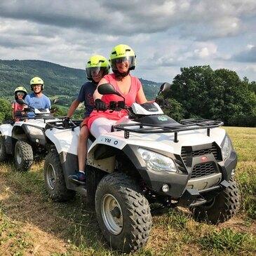 Saint-Hilaire-Peyroux, à 20 min de Tulle, Corrèze (19) - Quad & Buggy