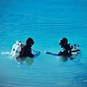 Baptême de Plongée à Frontenas