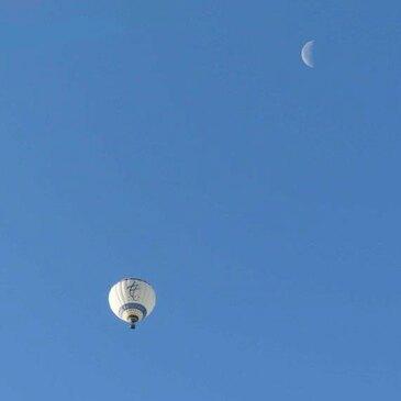 Oraison, à 45 min d'Aix-en-Provence, Bouches du Rhône (13) - Baptême de l'air montgolfière