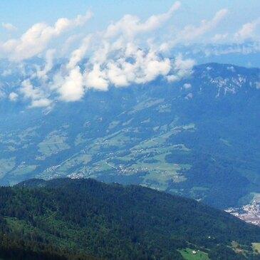 Les Saisies, Hauteluce, Savoie (73) - Baptême de l'air hélicoptère
