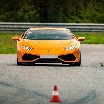 Week-end Pilotage Lamborghini Huracan - Circuit du Mans