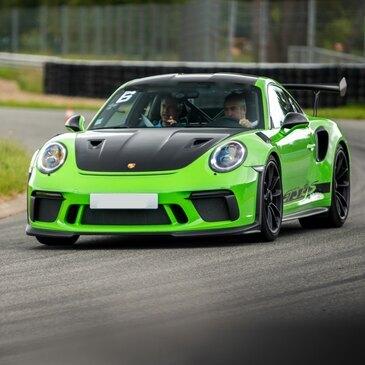 Week-end Stage Porsche 991 GT3 RS - Circuit du Mans