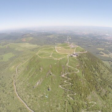 Week end dans les Airs en région Auvergne