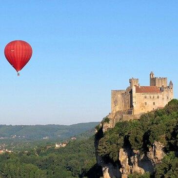 Week end dans les Airs, département Dordogne