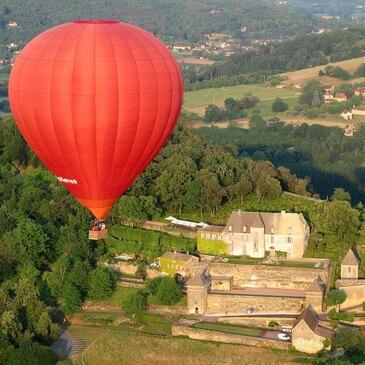 Sarlat-la-Canéda, Dordogne (24) - Week end dans les Airs