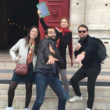 Jeu de Piste Digital Urbain à Paris