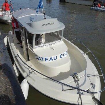 Honfleur, à 30 min du Havre, Seine maritime (76) - Permis bateau