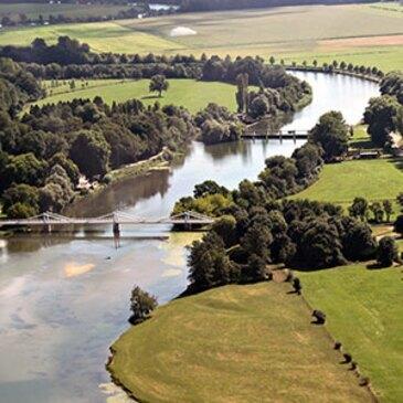 Baptême en ULM et Autogire en région Franche-Comté