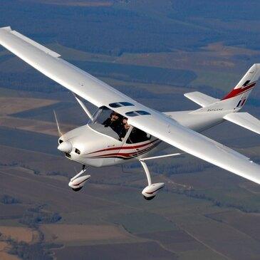 Initiation au Pilotage d'ULM Multiaxe près de Vesoul