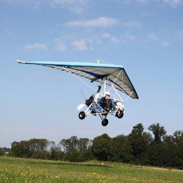 Initiation au Pilotage d'ULM Pendulaire près de Vesoul