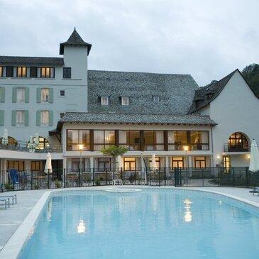 Week-end Bien-Être près de Rodez en région Midi-Pyrénées
