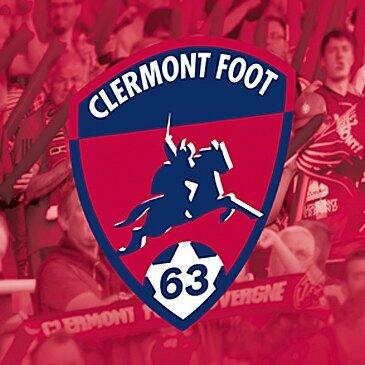 2 Places pour un Match du Clermont Foot