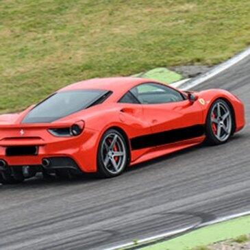 Stage de pilotage Ferrari en région Belgique