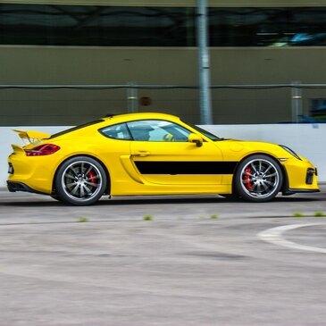 Stage de pilotage Porsche en région Belgique