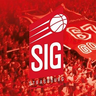 2 Places pour un Match de la SIG Strasbourg