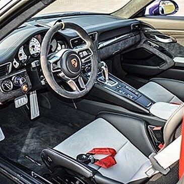 Stage de pilotage Porsche, département Namur