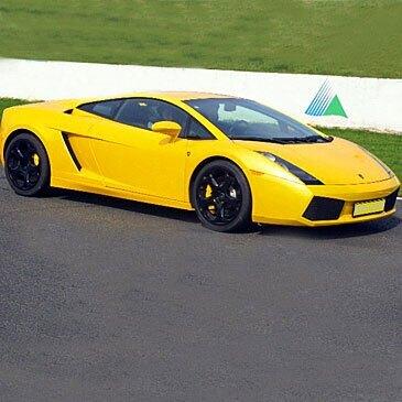 Stage de pilotage Lamborghini, département Yvelines