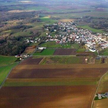 Baptême en ULM et Autogire, département Marne