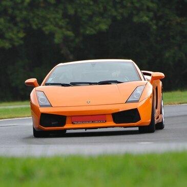 Stage en Lamborghini Gallardo - Circuit de Fontange