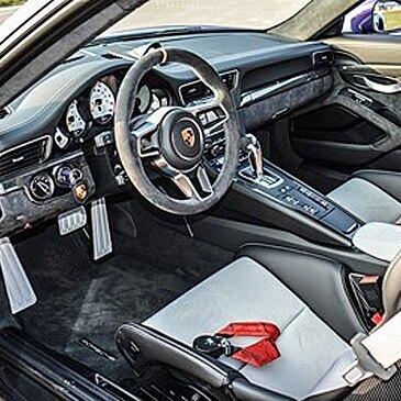 Stage de pilotage Porsche, département Vosges