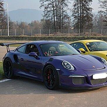 Stage de pilotage Porsche en région Lorraine