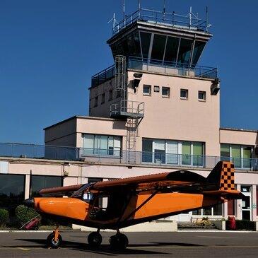 Aéroport de Nancy-Essey, Meurthe et moselle (54) - Baptême en ULM et Autogire
