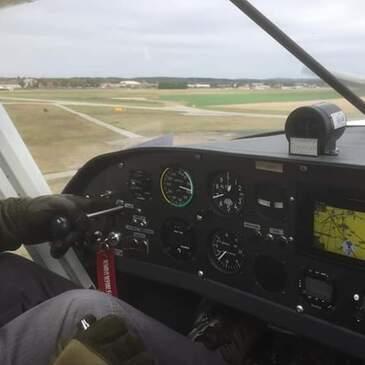 Initiation au Pilotage d'ULM Multiaxe à Nancy