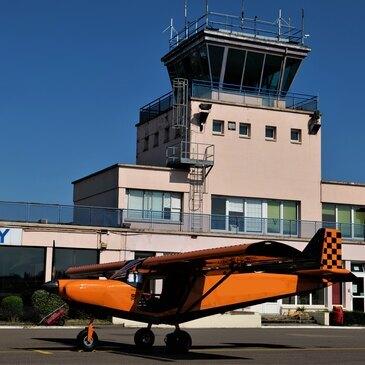 Pilotage ULM, département Meurthe et moselle