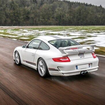 Stage de pilotage Porsche en région Picardie
