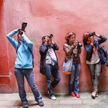 Cours Photo Débutant à Lyon
